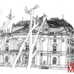 """Teatro """"Ivan de Zajc"""""""